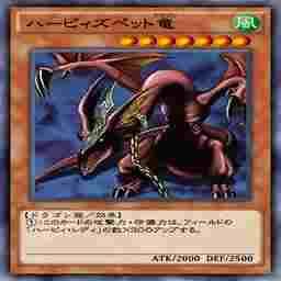 ハーピィズペット竜