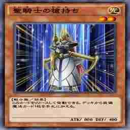 聖騎士の槍持ち